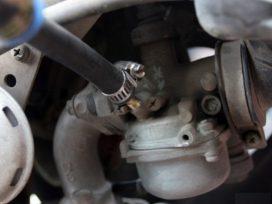 Xe máy bị sặc xăng chủ yếu do hỏng hóc từ bộ chế hòakhí
