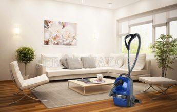 Hút bụi zelmer 5500ht mang lại không khí trong lành cho ngôi nhà của bạn