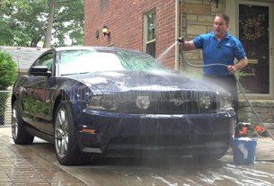 Máy rửa xe Jetta