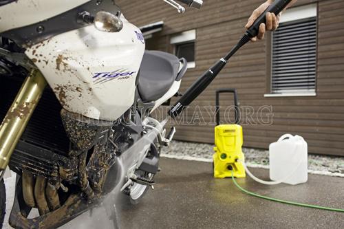 Một số lỗi thường gặp khi máy rửa xe hoạt động