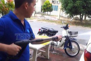 Mua thanh lý máy rửa xe cao áp tại Hà Nội tiềm ẩn nhiều rủi ro