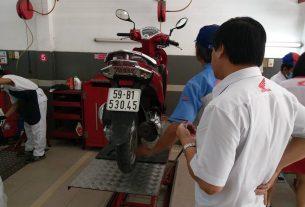 Cần bảo dưỡng xe honda định kỳ