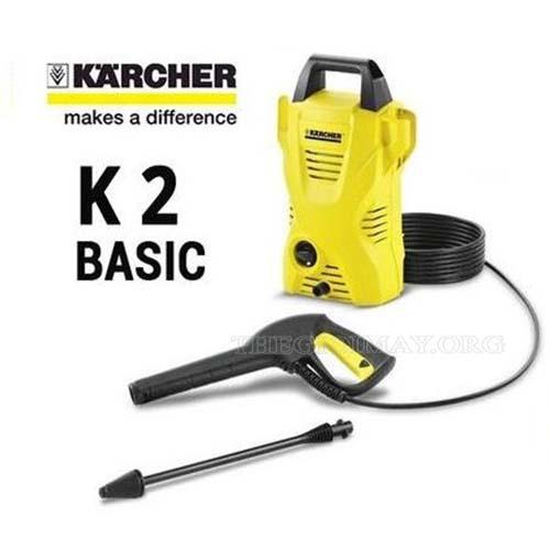 Máy rửa xe mini Karcher K2 Basic