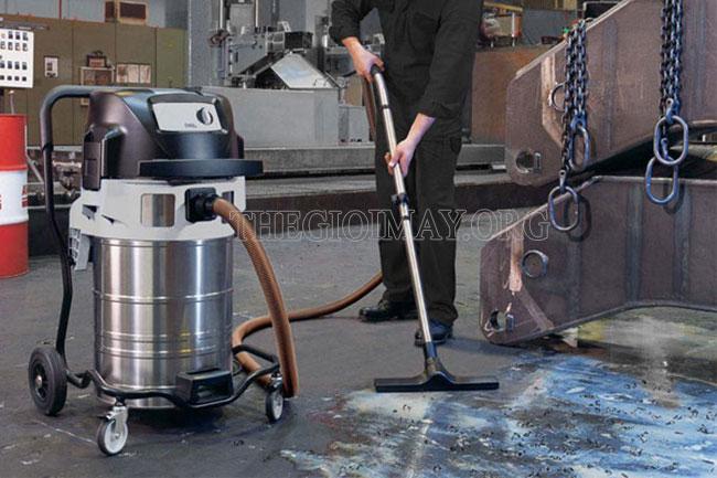 Chức năng hút nước của máy hút bụi