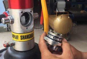 Sửa chữa máy bơm mỡ khí nén