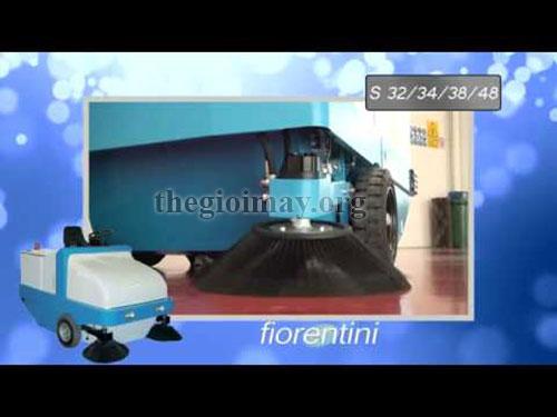 Phải bảo dưỡng xe quét rác Fiorentini định kỳ