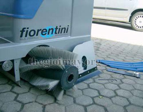 Sử dụng xe quét rác Fiorentini như nào cho đúng cách