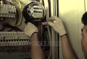 Kiểm tra công tơ điện