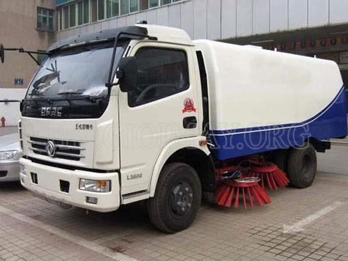 Dây curoa có những tác động tốt và không tốt đến hoạt động của xe quét rác