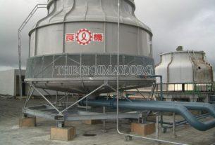 Ứng dụng của tháp tản nhiệt Liang Chi