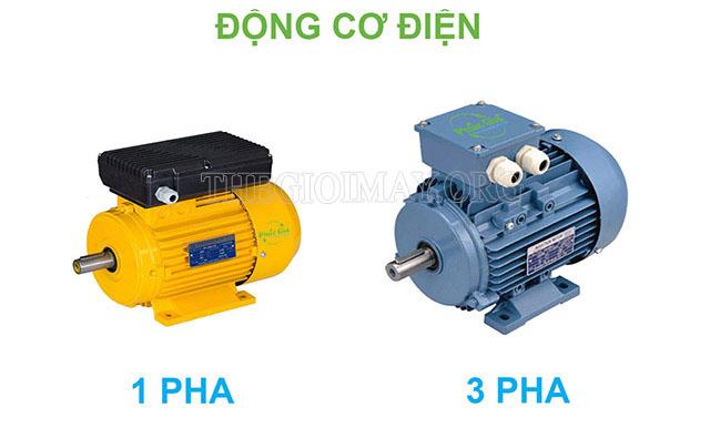 2 loại động cơ điện phổ biến