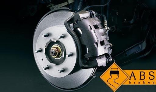 Hệ thống ABS trên động cơ xe