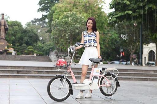 Xe đạp điện có bàn đạp trợ lực