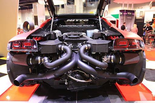 Công nghệ tăng áp Twin-turbo hoặc Bi-Turbo