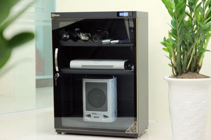 Tủ chống ẩm máy ảnh Nikatei NC-180HS (180 lít)
