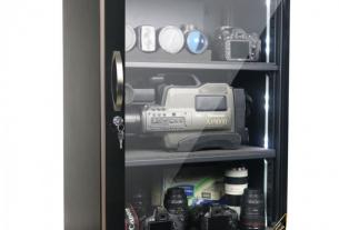 Tủ chống ẩm cho máy ảnh Nikatei NC-180HS (180 lít)