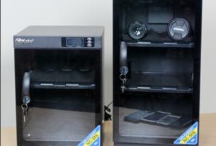 Tủ chống ẩm máy ảnh Nikatei NC-50S
