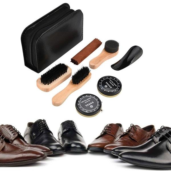 cách sử dụng bộ đánh giày