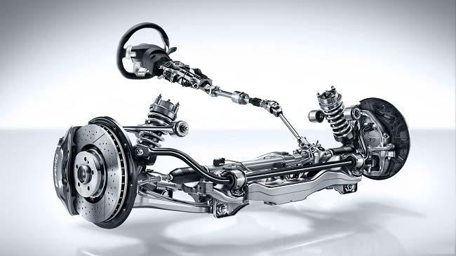 Hệ thống trợ lái thủy lực phổ biến trên ô tô