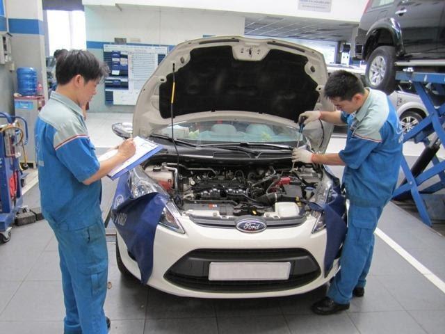 Bảo dưỡng động cơ ô tô thường xuyên để tuổi thọ động cơ ô tô