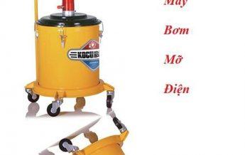 sản phẩm máy bơm mỡ bằng điện được nhiều người tin dùng