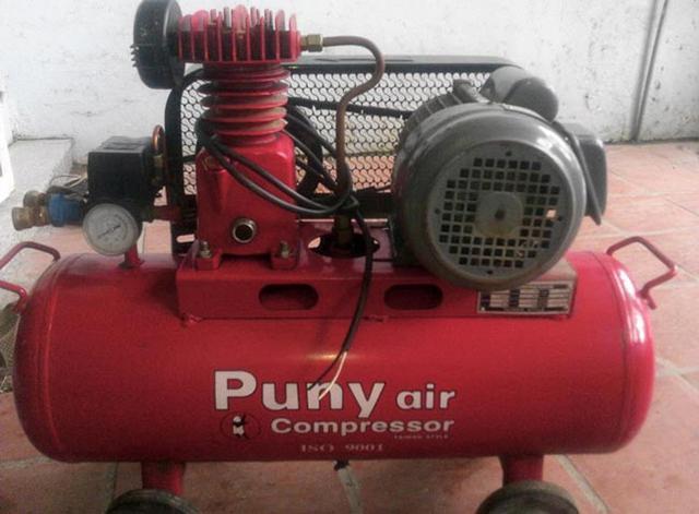 Máy nén khí Puny là sản phẩm đáng mua