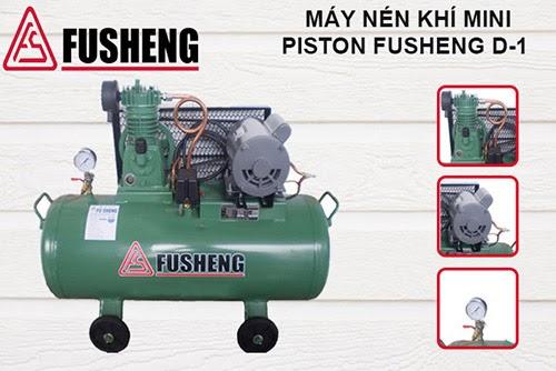 Cấu tạo của máy máy nén khí Fusheng D-1