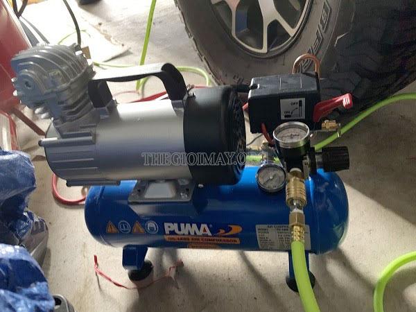máy nén khí puma cũ tốt không