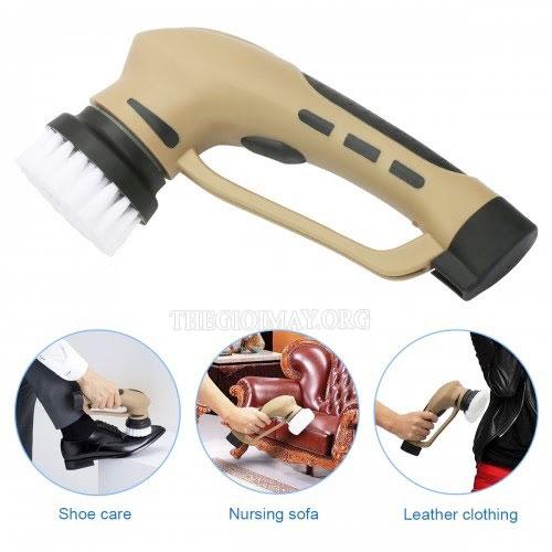 ứng dụng của máy đánh giày sạc điện