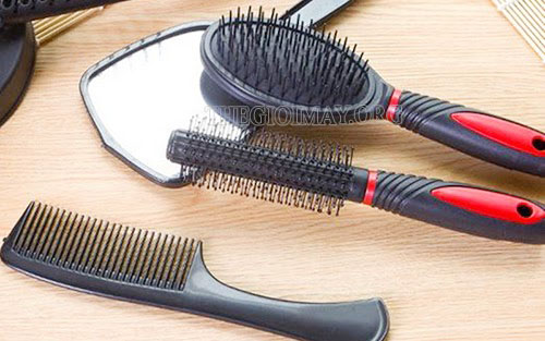 cách đội mũ bảo hiểm để không xẹp tóc