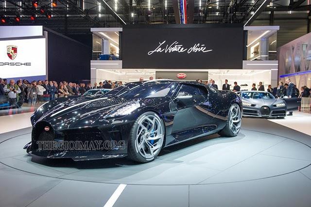 siêu xe đắt nhất thế giới 2020
