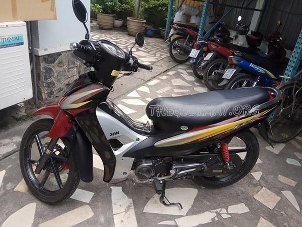 SYM-Angel-EZ-110