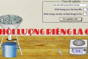khoi-luong-rieng-la-gi