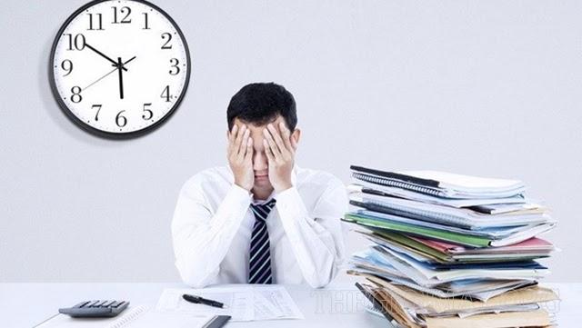 hậu quả của việc thường xuyên làm thêm giờ