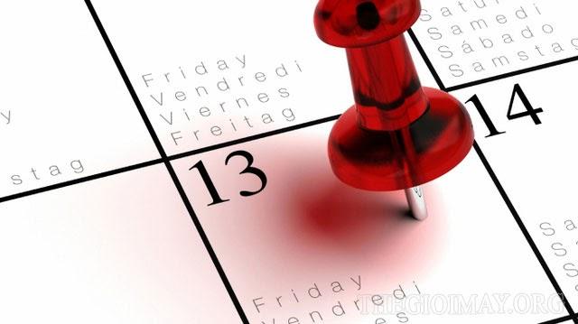 thứ 6 ngày 13 là ngày gì