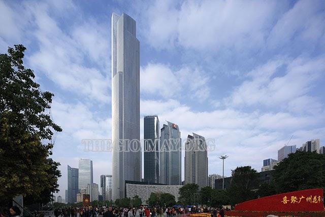 Trung tâm Tài chính CTF Quảng Châu