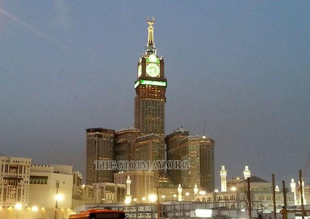 tòa nhà cao nhất thế giới