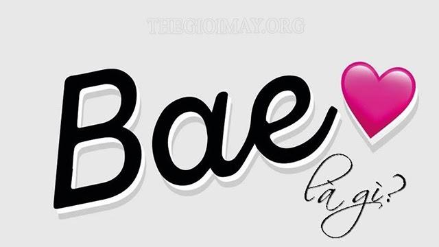 bae là gì