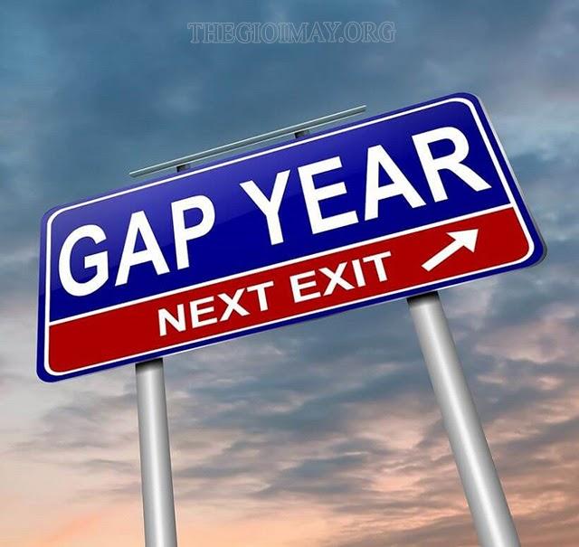 gap year là gì