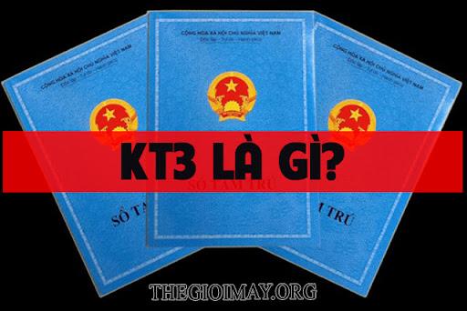 kt3 là gì