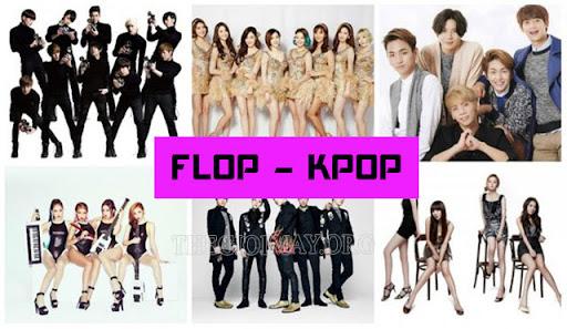 flop trong Kpop