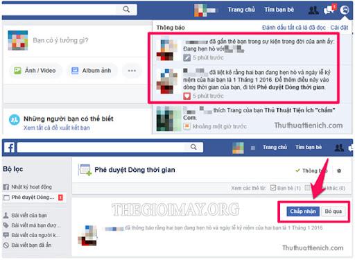 cách gửi rela trên facebook