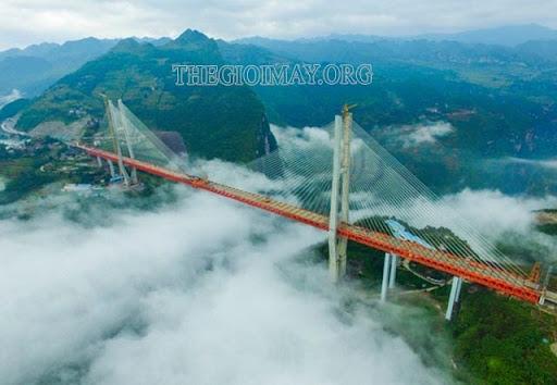 cầu gì cao nhất